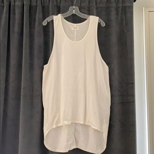 White Fear of God tank top